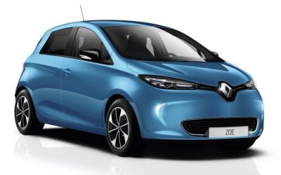 Protur Cars - Renault Zoe