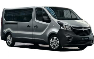 Protur Cars - Opel Vivaro (9 seater)